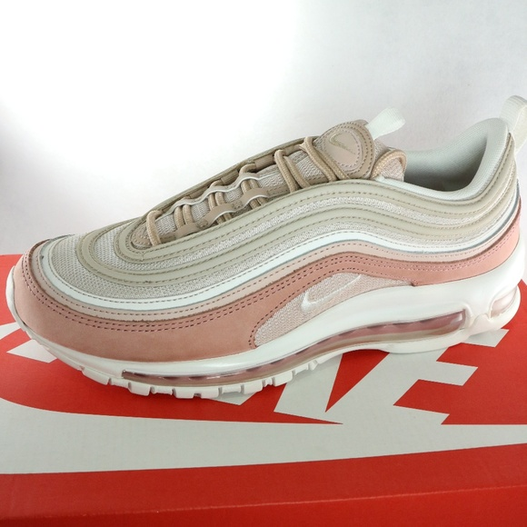 sports shoes 4a198 a9cf2 NIKE Air Max 97 Premium 'Particle Beige' Sneakers NWT
